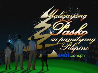 Celebrate Christmas 2010 with Sulit.com.ph, the leading online classified ads and buy and sell website in the Philippines.